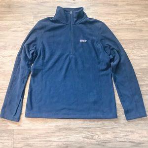 PATAGONIA •  Micro D Fleece Zip Up Jacket